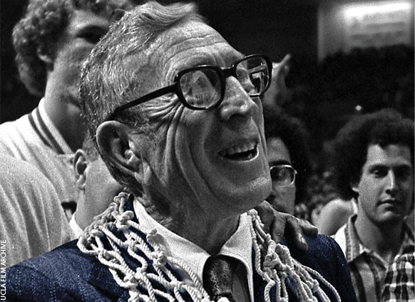 How John Wooden Led His Teams to a Victorious Life